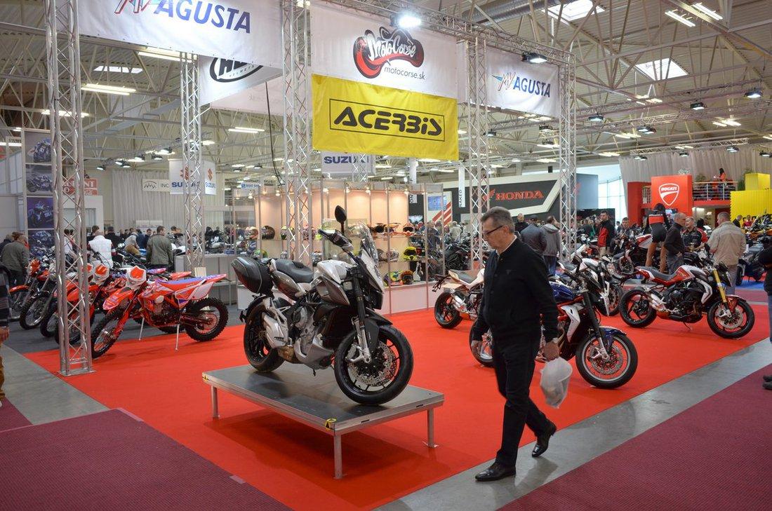 Fotoreport - Výstava Motocykel 2015