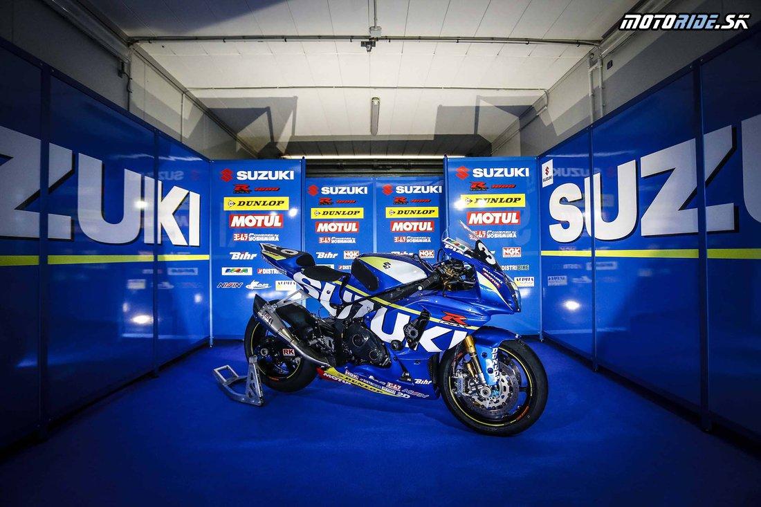 Suzuki Endurance Racing Team 2015