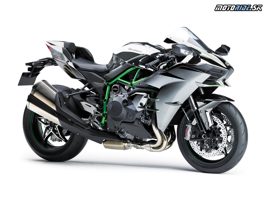 Kawasaki H2  - Motocykel roka 2015