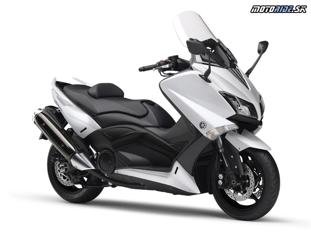 Yamaha T Max - Motocykel roka 2015