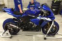 Yamaha Maco Racing Team - test novej Yamaha YZF-R1 2015