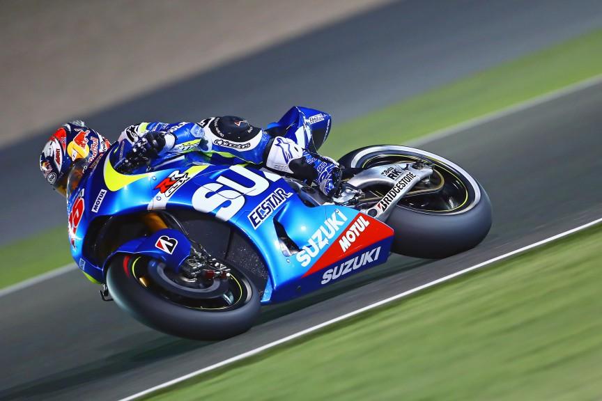 Maverick VINALES - MotoGP 2015 - VC Kataru - kvalifikácia