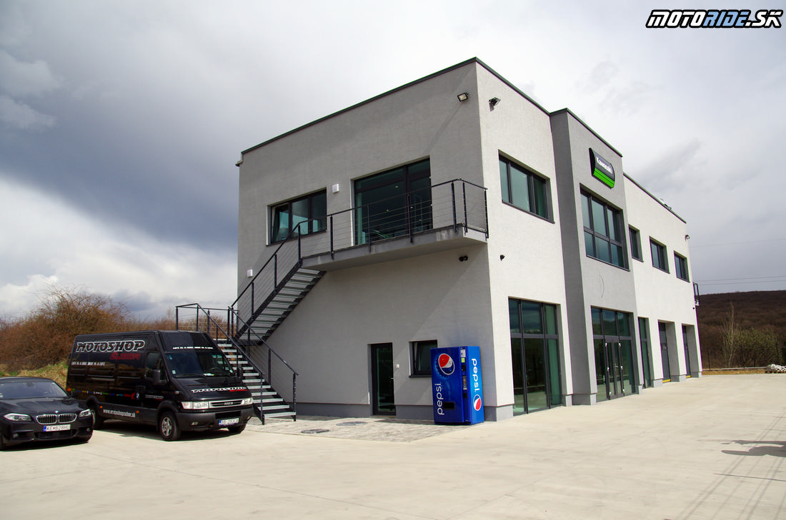 Motoshop Žubor Košice (BMW, Kawasaki)