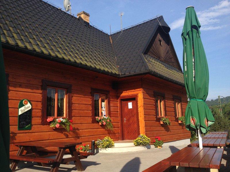 Salaš Ostražica, Slovensko - Bod záujmu