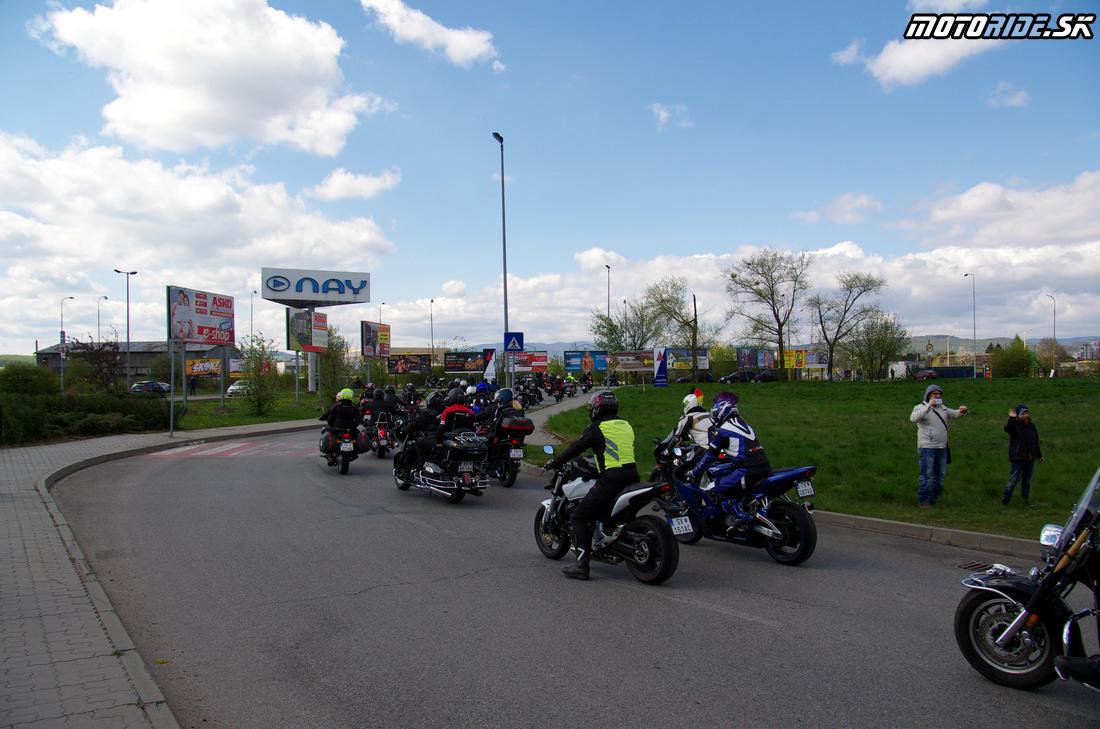 Otváranie sezóny východného Slovenska 2015