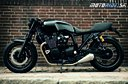 Yard Built Yamaha XJR 1300 Skullmonkee od Wrenchmonkees