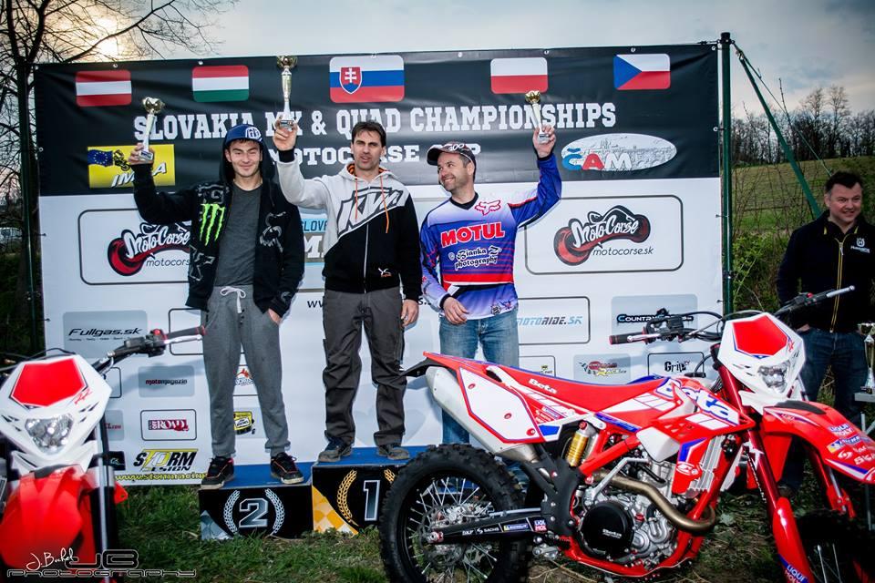 Slovakia MX-QUAD Championships 2015 – MOTOCORSE CUP v Šaštín Stráže
