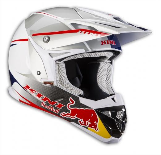 Kini RedBull composite light helmet