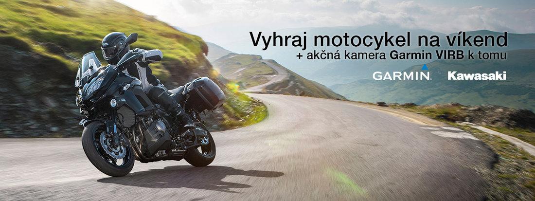 Motorent.sk - Súťaž - Vyhraj motocykel na víkend