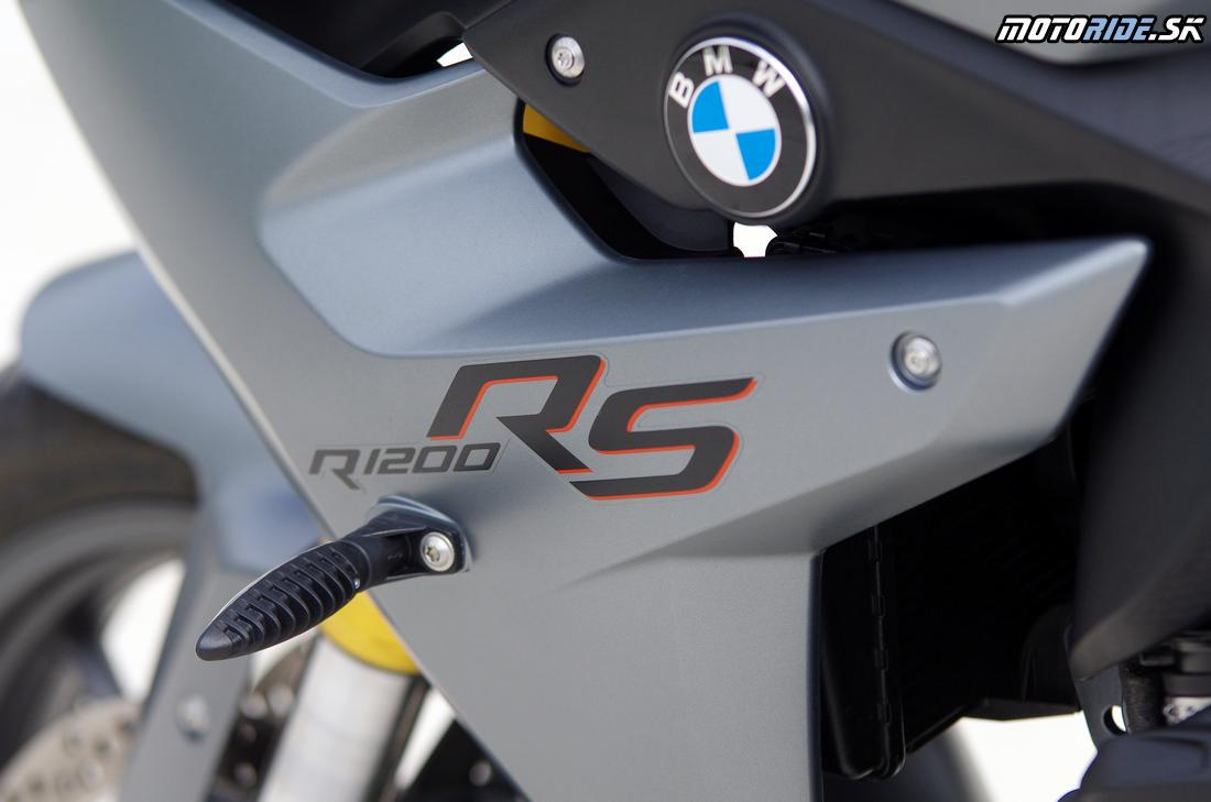 BMW R 1200RS 2015