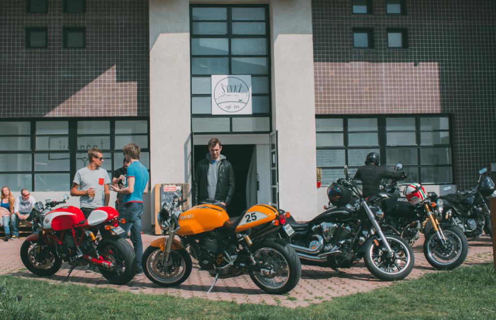 KLMwear - z akcie Bikes&Coffee