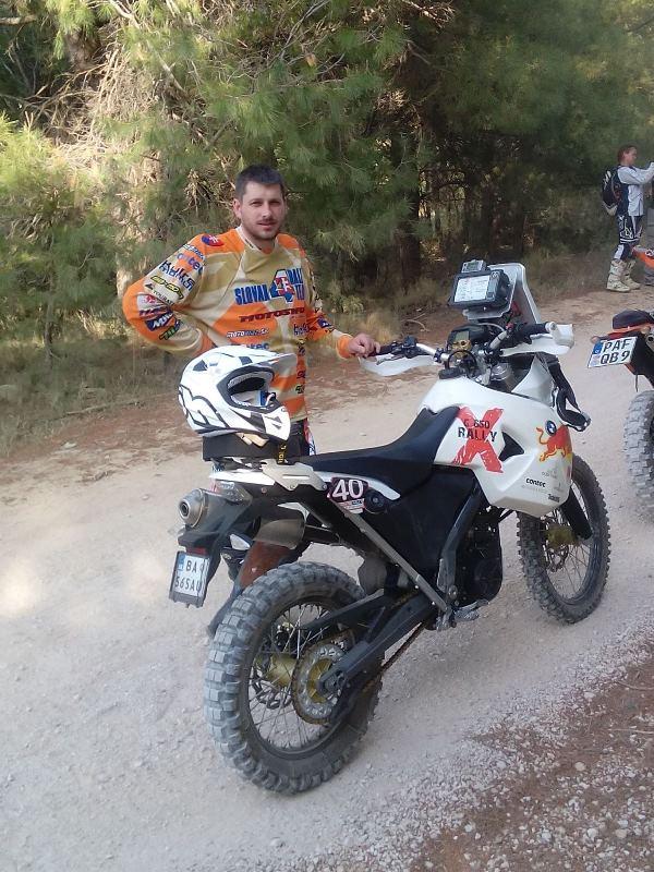 Dalmatia rally 2015