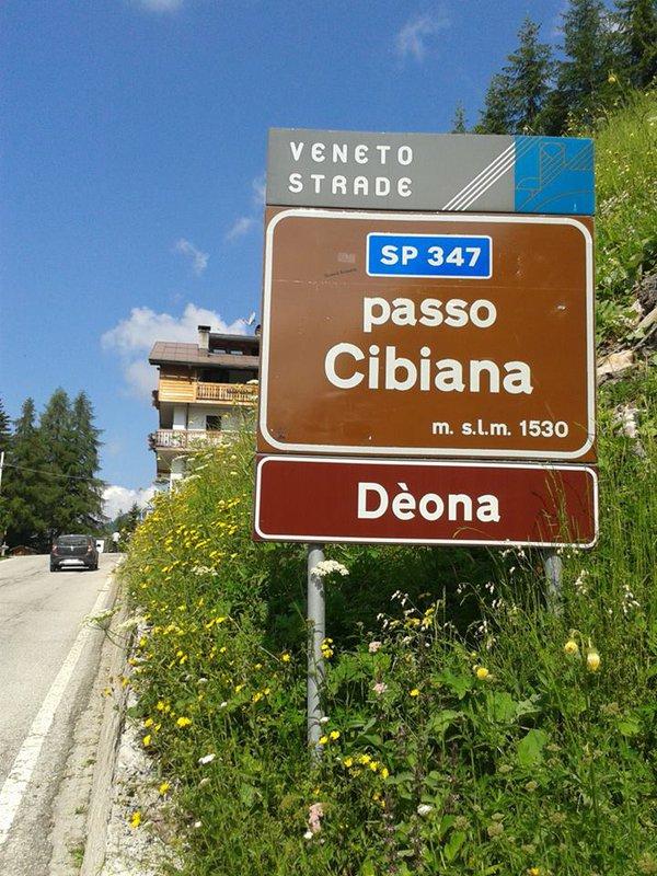 Passo Cibiana