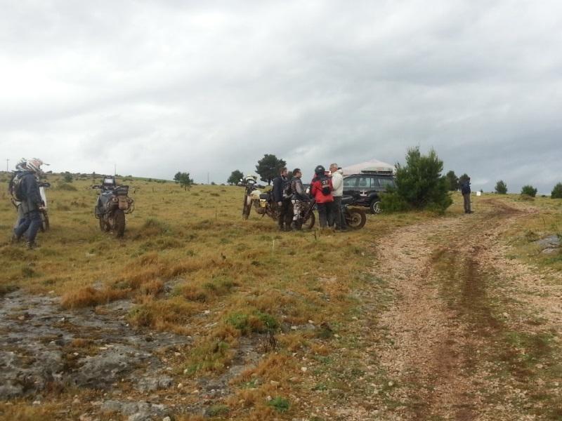 Dalmatia rally 2015: Deň 7 – stage 4, Upršaná etapa