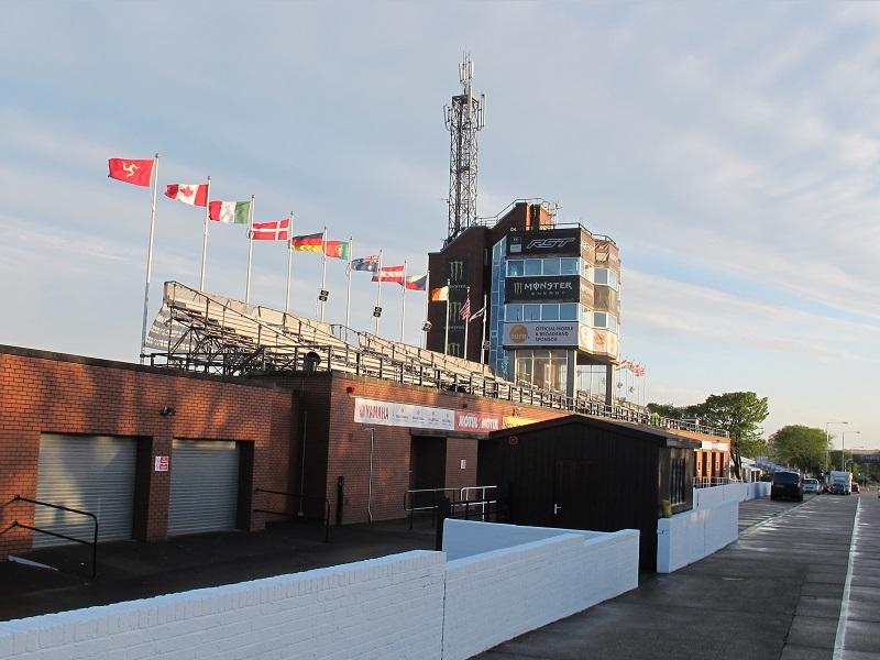 Český tím MIRT na Tourist Trophy - Isle of Man 2015