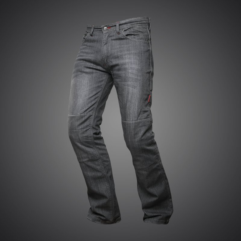 Cool Grey Jeans kevlarové moto rifle 4SR