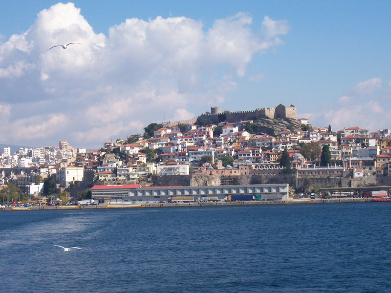 Kavala Castle