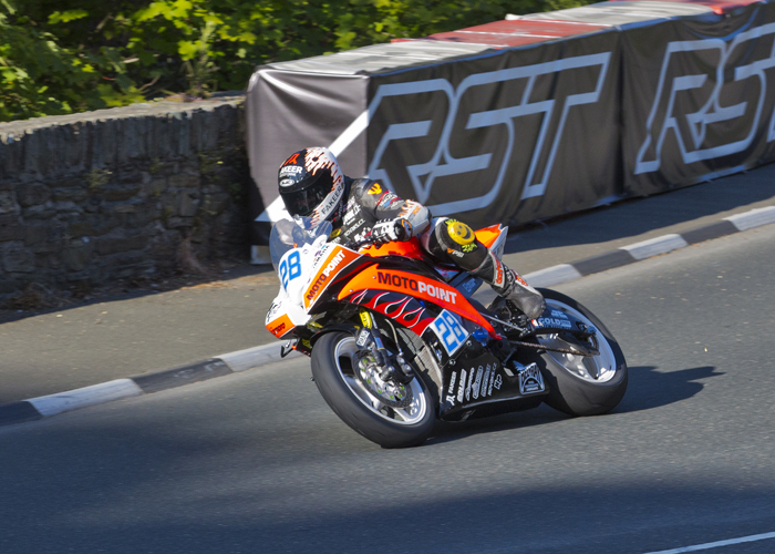 Tourist Trophy - Isle of Man 2015 - 12.6.2015