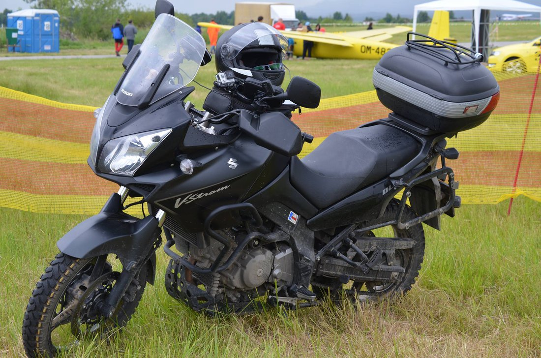 Rekord - Okolo Slovenska na motocykli 2015 - Cieľ