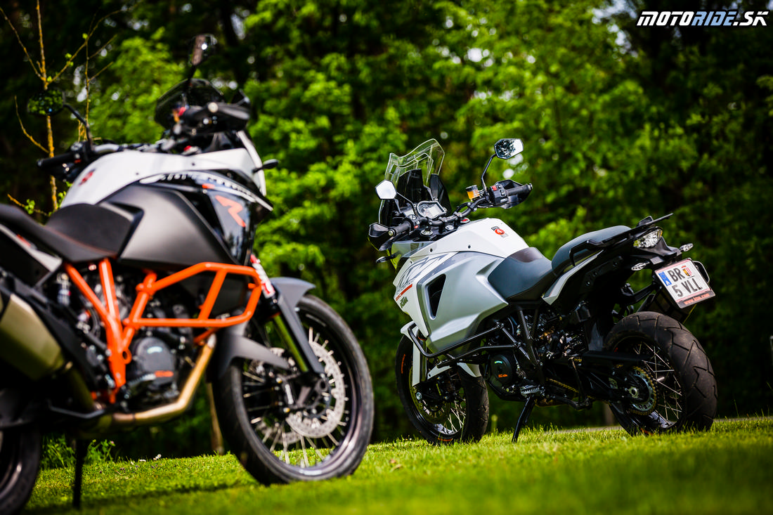KTM 1190 Adventure R a 1290 SuperAdventure 2015