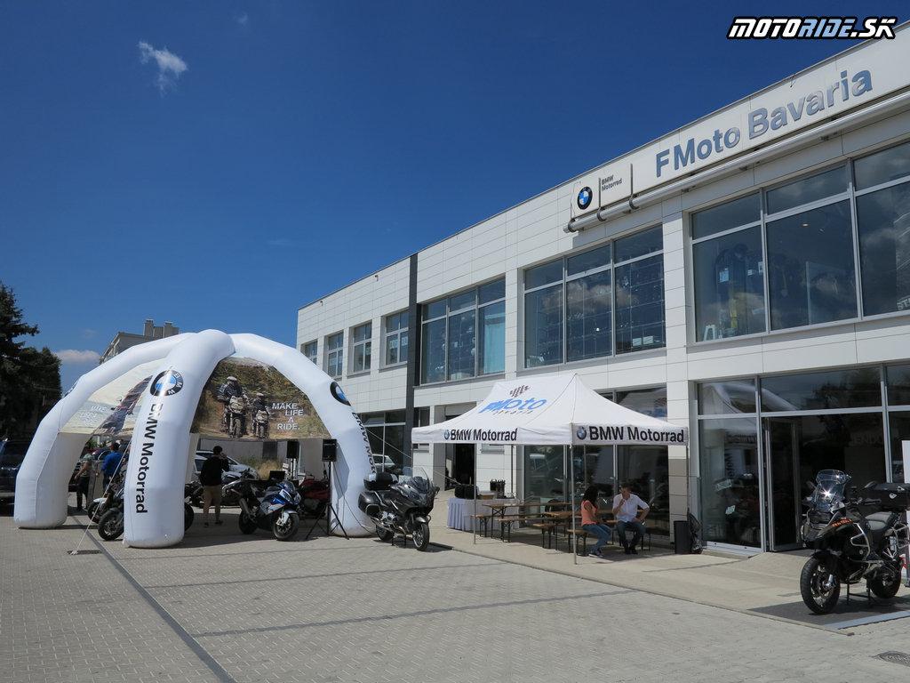 FMoto BMW Motorrad - Open Day