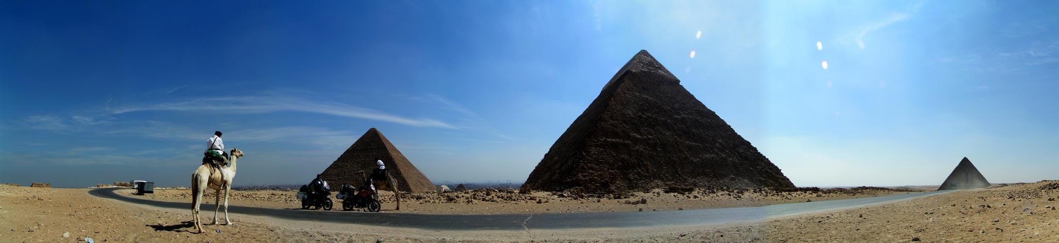 Panoráma Giza
