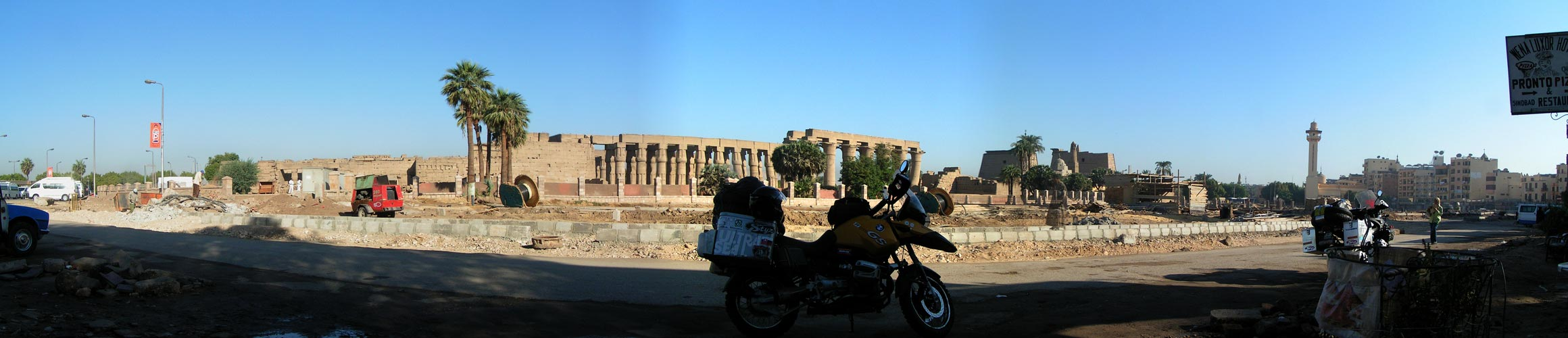 Panoráma Luxor