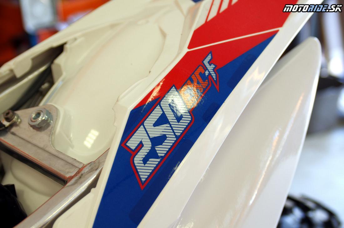 KTM EXC Sixdays 2015 v Slovenských farbách