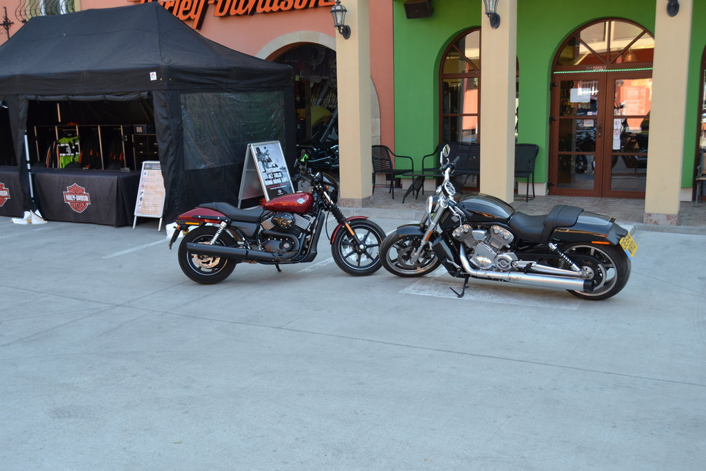 Harley-Davidson Little and Big Brother