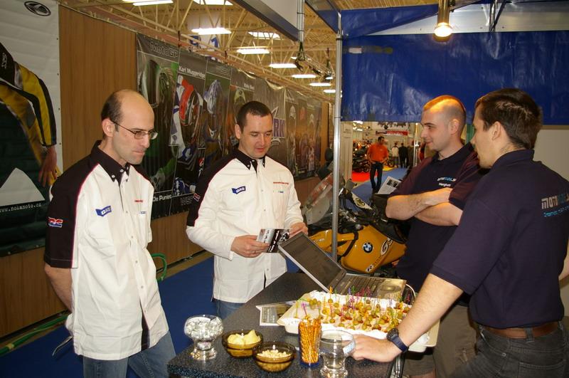 Výstava Motocykel 2007 - Na návšteve u Motoride.sk