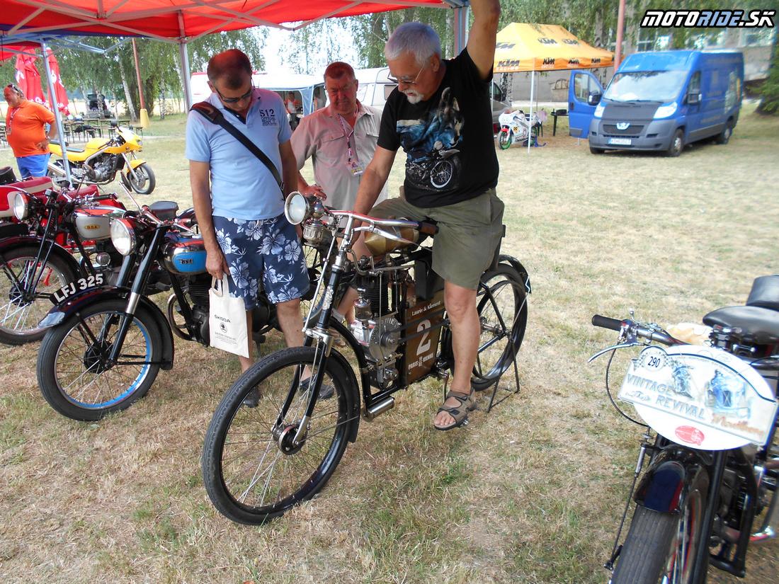 Laurin&Klement, Oldtimer Moto Show Červeník 2015