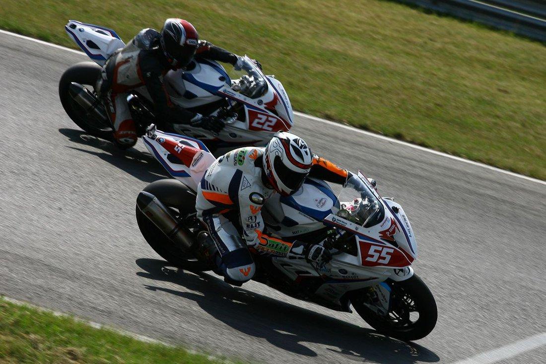 V českom Moste sa súťažilo o body do motocyklových šampionátov