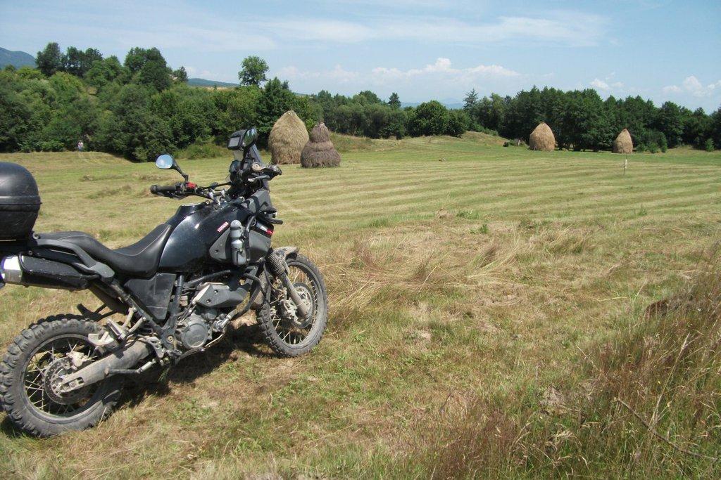 Na Breb - Mara - Breb, trasa, Rumunsko