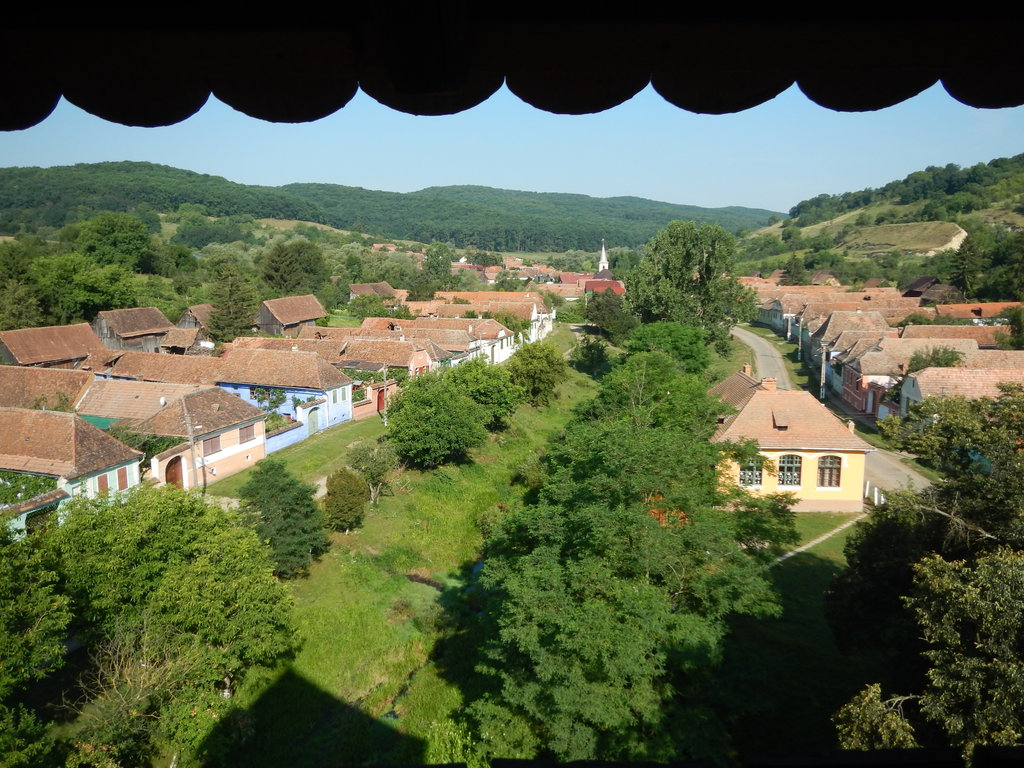 Penzión v kláštore, Rumunsko - Bod záujmu
