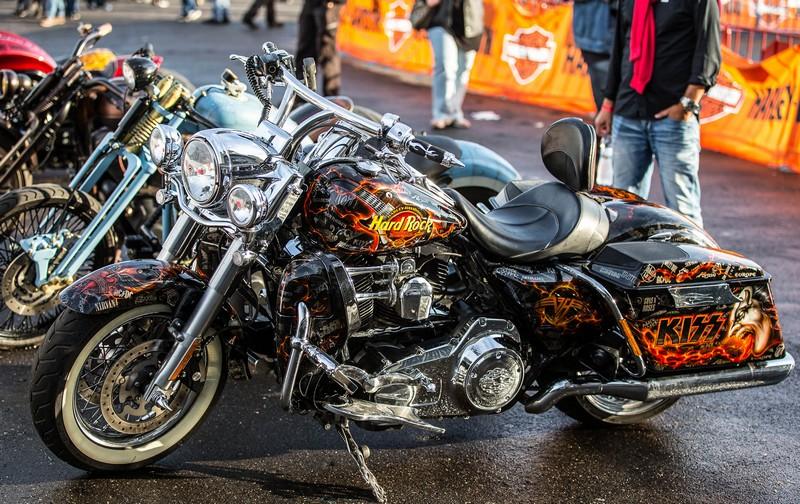 Slováci si užijú elektrický Harley na Prague Harley-Days