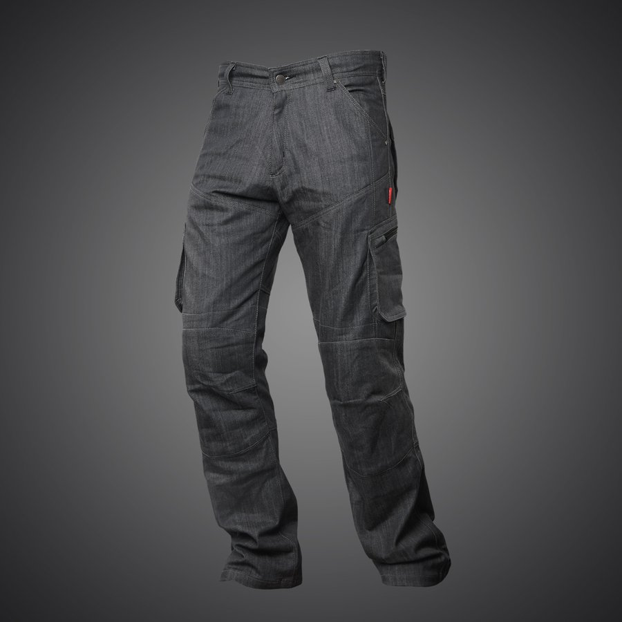 Cargo Jeans kevlarové motorifle 4SR