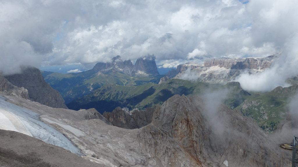 Marmolada, Taliansko - Bod záujmu