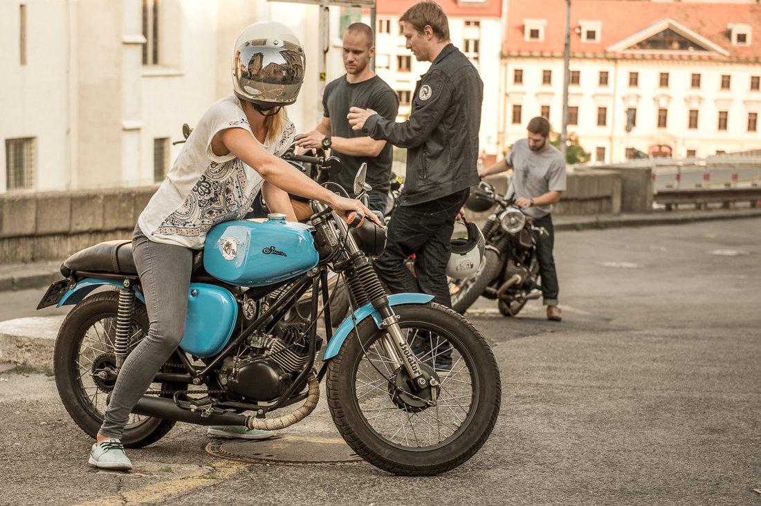 Štýlové motorky na Bikes in Town už 5. septembra 2015 - Prihlás aj tú svoju!