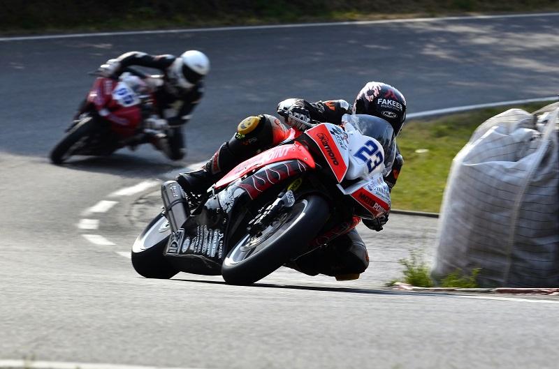 Michal Indi Dokoupil - Motopoint Indi Racing Team - Česká Tourist Trophy 2015