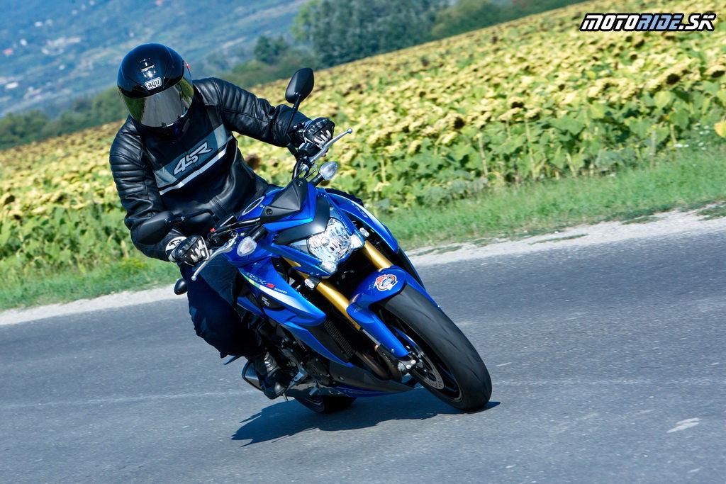 Suzuki GSX-S 1000 ABS 2015