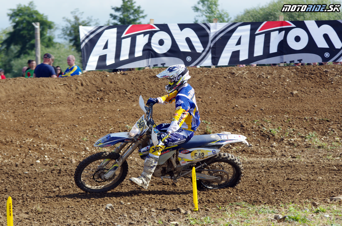 Šesťdňová 2015 - 6. deň - Záverečný motokros - Kechnec