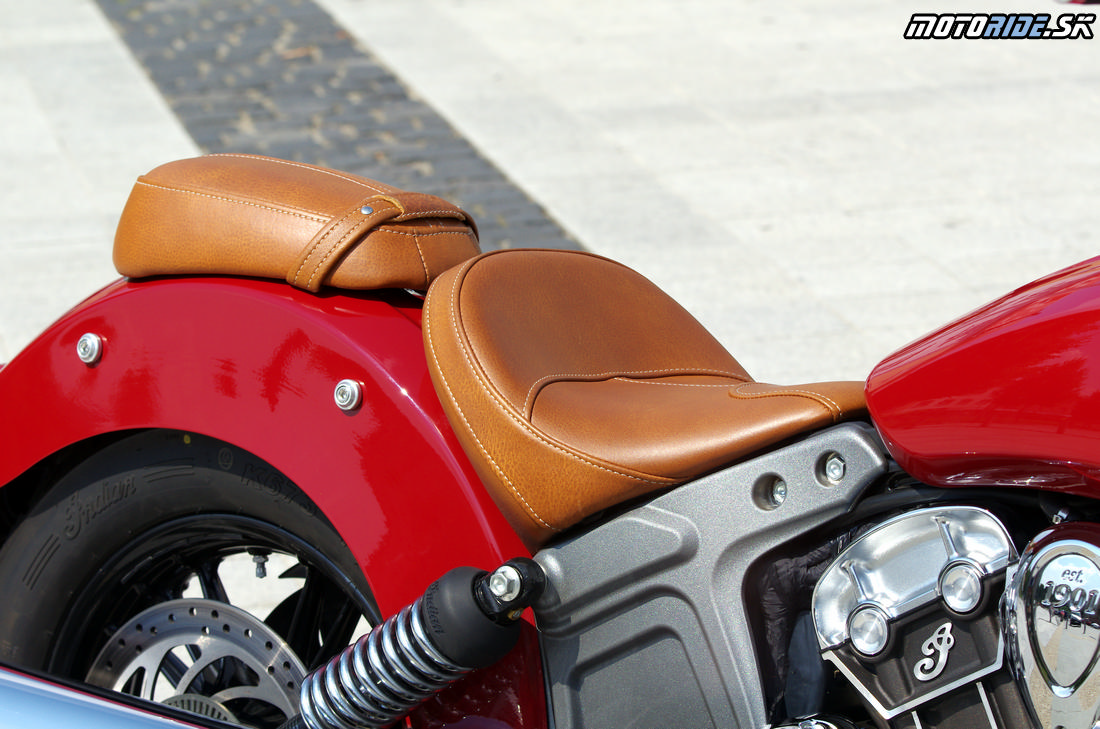 Indian Scout 2015