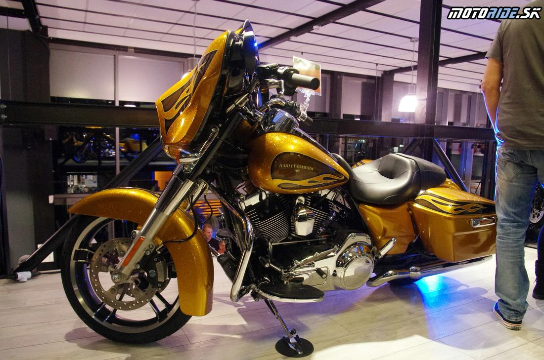 Otvorenie Harley Davidson Banská Bystrica - Motoshop Žubor - 18.9.2015
