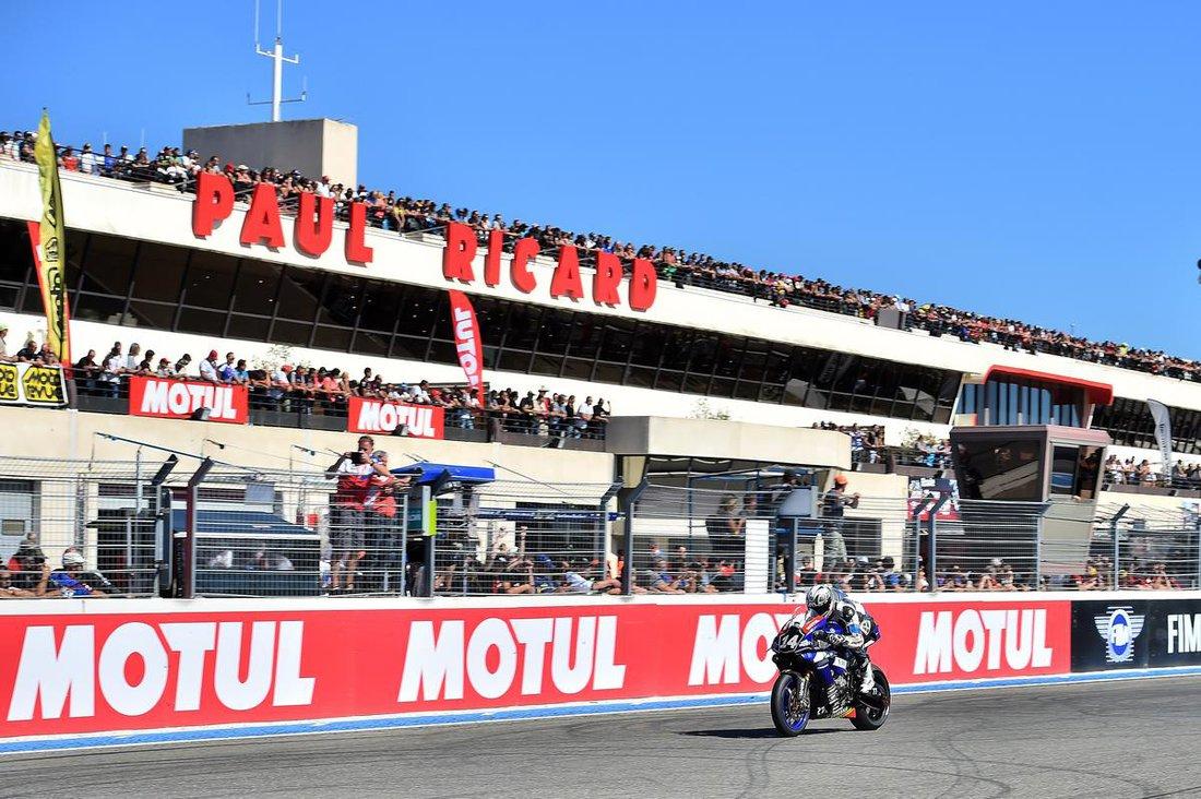 Yamaha Maco Racing Team na 24-hodinových pretekoch Bol d´Or