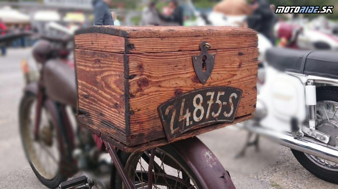 Jawa Robot 100 1936 - Bankovský kopec 2015
