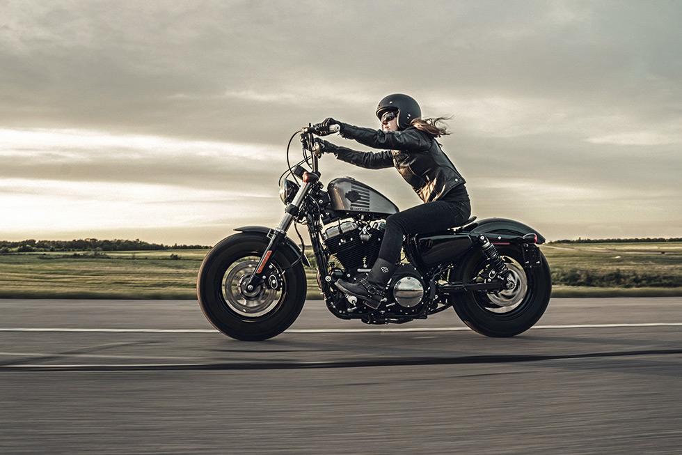 Harley-Davidson Forty-Eight 2016
