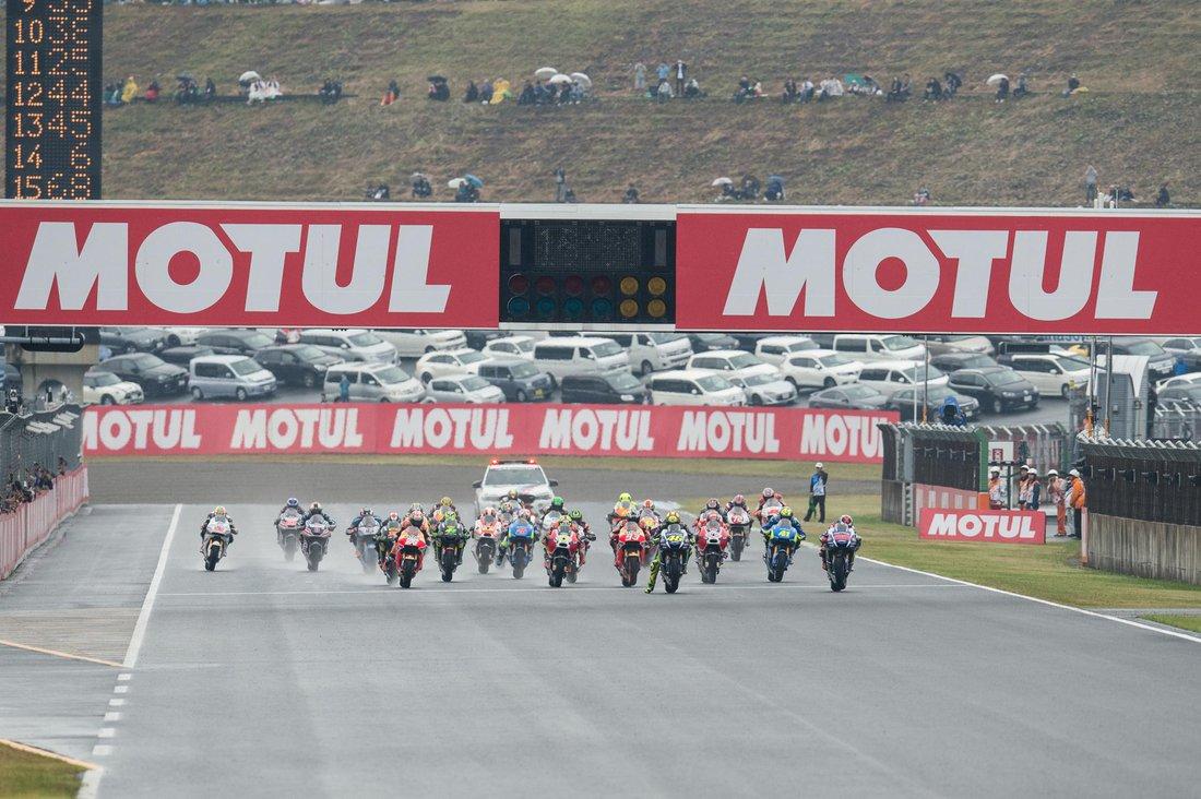 MotoGP 2015 - VC Japonska