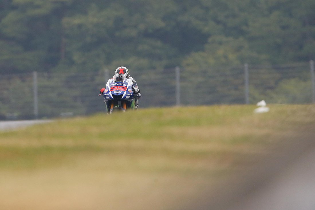 MotoGP 2015 - VC Japonska - Jorge Lorenzo
