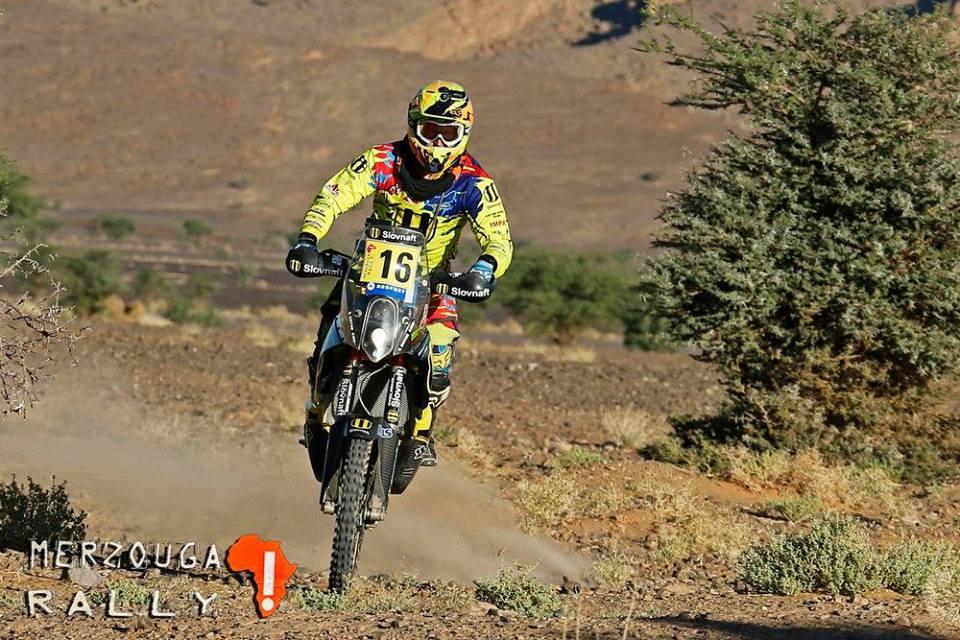Štefan Svitko  - Merzouga Rally 2015