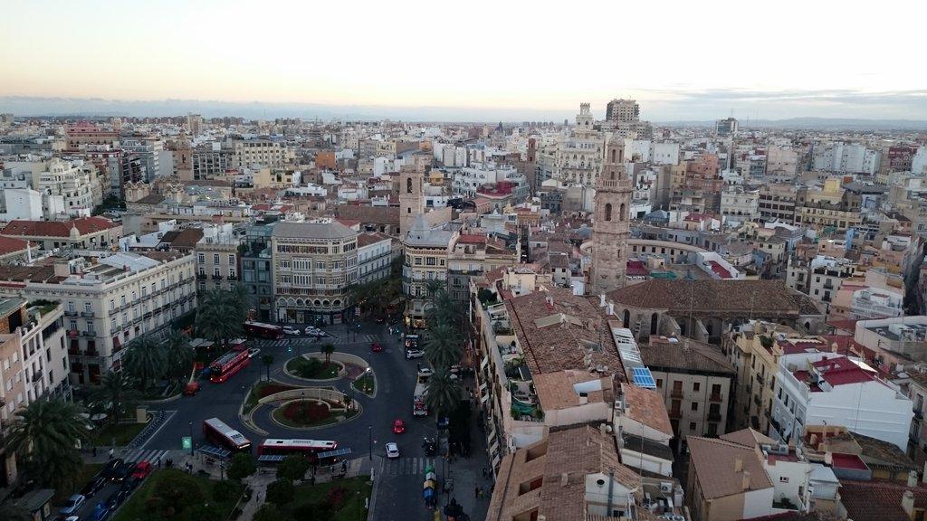 Katedrála Valencia, Španielsko - Bod záujmu